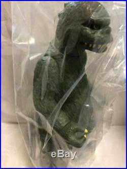 New Vintage Sofubi Godzilla Jinkuron Medicom Toy WF2019 Winter Kaiju Figure F/S
