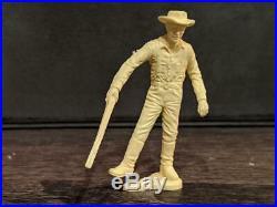 Original Gunsmoke Marx Playset Chester Goode Figure Pristine Condition