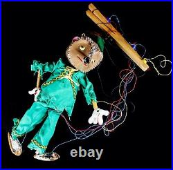 Pelham Puppets -mr Hedgehog- Original Animal Character Figure Toy, Boxed
