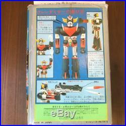 Popy UFO Robot Grendizer Chogokin Die-cast Toy Figure Standard Retro Vintage