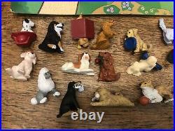 Puppy in my pocket dreamhouse Hospital vintage pocketville figure toy playset