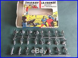 RARE O. R. T. F. TeleFrance Films Thierry La Fronde MIB MOS 1/72 Original Issued