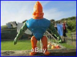 RARE Vintage Disney Toy Story PROTOTYPE ROCKY GIBRALTAR Action Figure 3.6