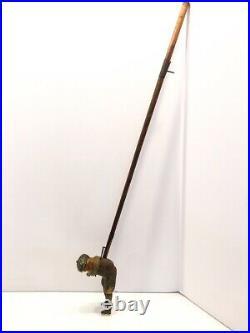 Rare Antique Schoenhut American Tommy Green Golf Figure Stick 1920