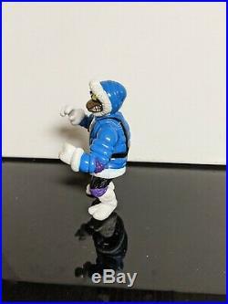 Rare Arctic Donatello. Vintage Adventures TMNT action figure toy Playmates