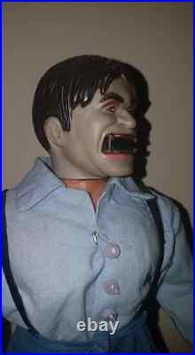 Rare Moonraker Jaws 007 Action Figure RICHARD KIEL James Bond Vintage toys 70s