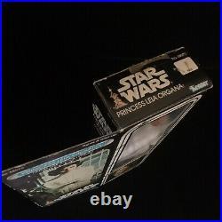 Rare Star Wars 12 PRINCESS LEIA ORGANA 1978 Figure Vintage Toy Kenner VGC Boxed