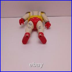 Rare Teenage Mutant Ninja Turtles Krang Action Figure 5 Inch Vintage Retro Toy