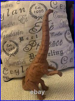 Rare Vintage 1994 Battat Diplodocus Dinosaur Figure Boston Museum Replica Toy