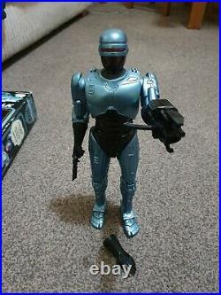Rare Vintage Audiotronic Robocop Figure By Toy Island 1993