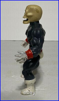 Remco Warrior Beasts Skull Man Action Figure Toy Vintage 1982 80s Loose