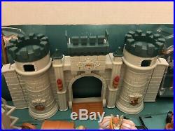 Robin Hood Castle Playset Disney Store Figures