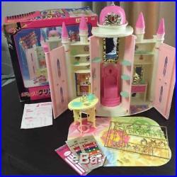 Sailor Moon Crystal Palace Japan Anime Vintage Toy Figure712
