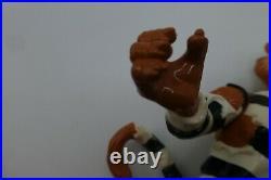 Scratch the Cat TMNT 1993 figure Playmates Teenage Mutant Ninja Turtles COMPLETE