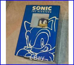 Sega Sonic The Hedgehog Sega 10th Anniversary Statue Figure with Box