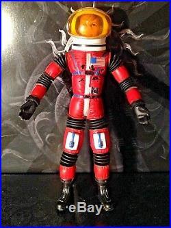 Sgt. Storm Major Matt Mason Spaceman Astronaut Action Figure Mattel 1967. RARE