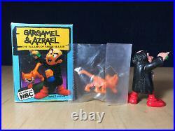 Smurfs 40211 Gargamel Azrael Smurf Figures Vintage Toy PVC Variant Rare NBC Box