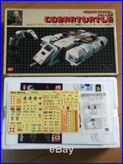 Space Cobra Deluxe Cobra Turtle Vintage Figure toys Popynica610