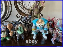 Spawn huge lot figures McFarlane violator, malebolgia angela image vintage toys