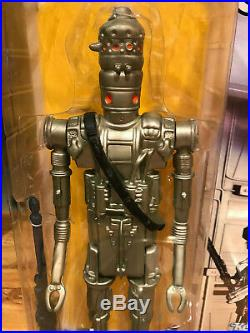 Star Wars Ig-88 Gentle Giant Jumbo Vintage 12 Action Figure Toy Esb Rare New