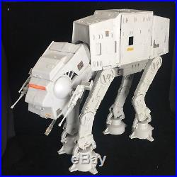 Star Wars Vintage 1981 Working AT-AT Walker Vehicle & Action Figures Toy Kenner