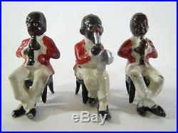 Stoddart Jazz Band, 9 figures Sax, 2 Drums, 2 guitar, 2 flute, 2 Trombone