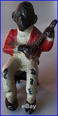 Stoddart Painted Lead Negro Children's Jazz Band Figures (1916-1939)