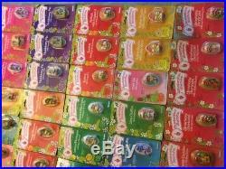 Strawberry Shortcake Vintage Lot (37 KENNER PVC FIGURES MINT ON CARD TOYS)