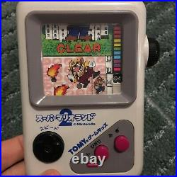 Super Mario Land Gameboy Toy Vintage JAPAN Figure Rare Nintendo Famicom Wario