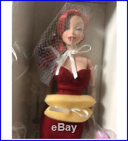 Super Rare Tonner Doll Company Jessica Rabbit Figure Shipped from Japan