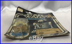 TAKARA R2D2 vintage Star Wars 12 back Kenner Japanese toy figure r2-d2 sticker