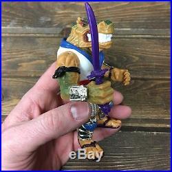 TMNT shogun Shoate Vintage Ninja Turtles Action Figure Toy