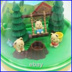 TOMY WATER GAME 1992 BEAR TEAR TAKARA RARE TOY VINTAGE FIGURE Snow Dorm