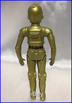 Takara 6.5 inch C3PO vintage sofubi STAR WARS 1978 Japanese figure toy vinyl