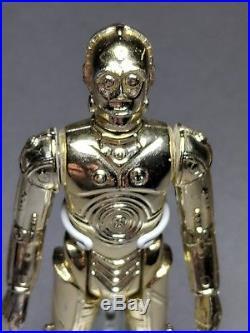Takara C3PO C-3PO Alternate Sculpt Vintage Star Wars Japan coo Figure Toy