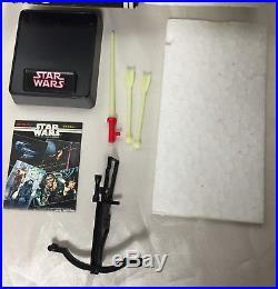 Takara die-cast Darth Vader figure vintage Japanese Star Wars toy w BOX chogokin