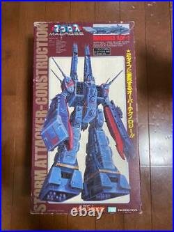 Takatoku Macross SDF-1 Figure Vintage Retro Old Toy JAPAN