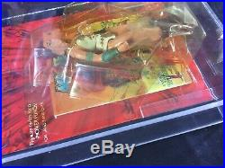 Tesla Motu He Man Figure Moc Vtg Toy Sealed New In Acrylic Case 12 Bk