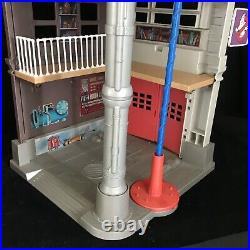 The Real Ghostbusters Action Figure FIRE STATION, Vintage Kenner Toy