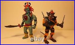 Thundercats LJN Vintage Toy Lot 20+ figures RARE! Lion-O, WilyKat, Lynx-O, etc USA