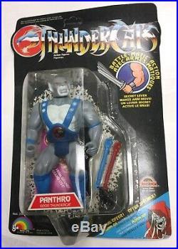 Thundercats Panthro LJN Vintage Action Figure Sealed Toy