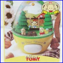 Tomy Water Game 1992 Bear Tear Takara Rare F/s Japan Toy Vintage Figure Japan