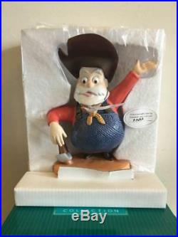 Toy Story Prospector Figure Doll Roundup Rare Young Epoch vintage Plush Doll JP
