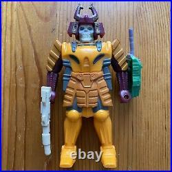 Transformers G1 Bludgeon Complete Pretender Robot Toy Action Figure Vintage 80s