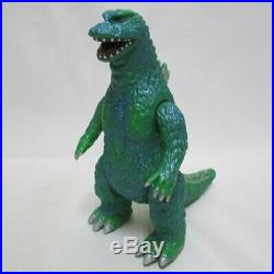 Used Marmit Godzilla 1965 Figure Toy Green Vintage from Japan F/S