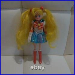 Used Sailor Moon Mini Collection BANDAI Doll Figure USAGI TUKINO Toy Vintage