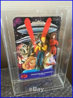 V Enemy Visitor Action Figure Vintage Toys 1984 Spanish Release ULTRA RARE WOW