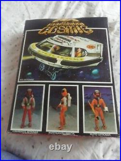 VERY RARE VINTAGE 1980's Madelman Cosmic Action Figure Super Rare Spanish Toy
