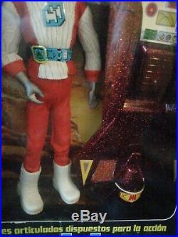 VERY RARE VINTAGE 80's MADELMAN Cosmic Figure Super Rare Spanish Toy CM08