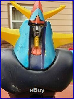 VINTAGE 1976 MATTEL Shogun Warriors Raydeen 24 ACTION Figure #9859 TOY Japan